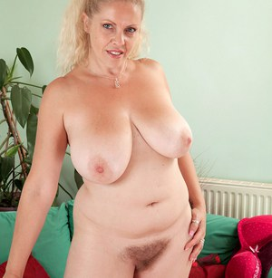 Hairy Fat Mature 118