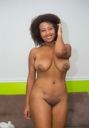 Black Hairy Mature Pussy