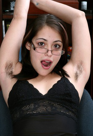 Hairy Mature With Glasses