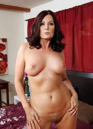 Hairy Mature Cougar