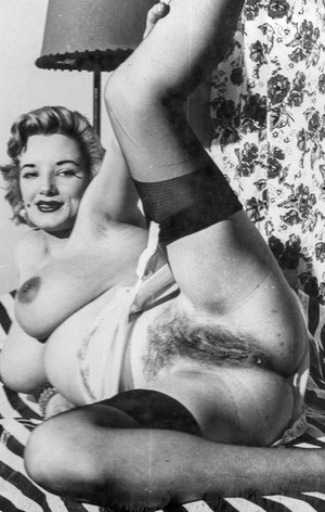 Vintage Hairy Pussy