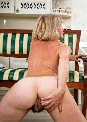 Hairy Mature Housewife